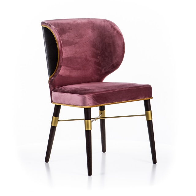 LOLA WOOD armchair