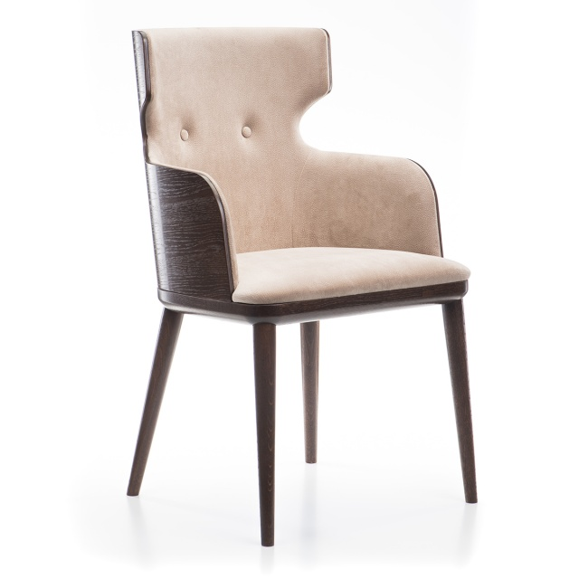 PORTO WOOD armchair